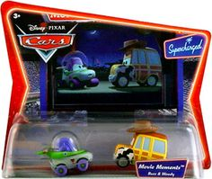 Disney Cars - Supercharged movie moments - Buzz Woody