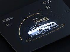 Concept UI by Aleksandr Petrov