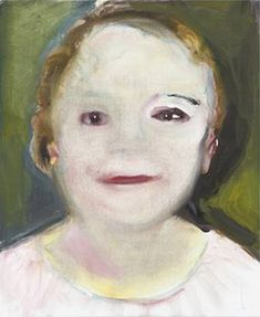 SCARLETT, Marlene Dumas (b1953 Cape Town, South Africa; in 1976 relocated in Amsterdam)