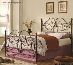 cama+doble+metalica+ornamental.jpg 1,000×887 píxeles