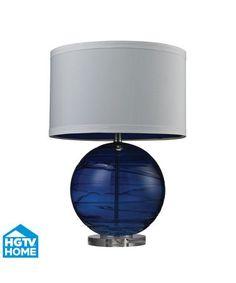HGTV HGTV242 Voyage 25 Inch Table Lamp $278 - was $417