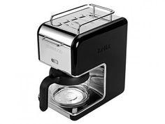 Cafeteira Elétrica Kenwood kMix CM024 6 Xícaras - Preto com as melhores condições você encontra no Magazine Sejafelizecompre. Confira!