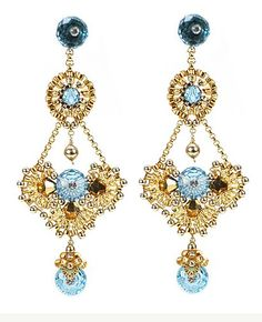 : Miguel Ases Earrings
