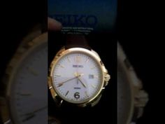 Men's Watch for sale in Cork for €95 on DoneDeal Mens Watches For Sale, Classic Man, Watch Sale, Stainless Steel Watch, Seiko, Calf Leather, Jewelry Stores, Cork, Quartz