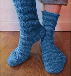 Baba Yaga Sock Kit - Pattern and Lorna's Lace yarn. Gorgeous sock. Not sure which color I will use. #socks #pattern #kit
