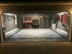 Garage Flooring Options | See more ideas about Epoxy garage floor paint, Best garage floor paint and Epoxy garage ...