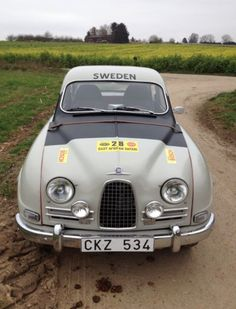 Saab 96  DeLuxe Rally