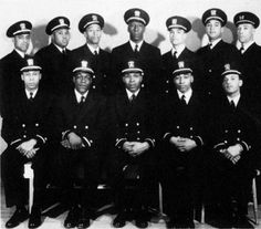 World War I and World War II Related Images: Black Officers 1944. #ww2 #blackofficers #militaryhistory