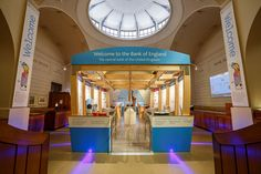 The Bank of England Museum (Image: Welcome to the Museum - Boat). http://www.bankofengland.co.uk/education/Pages/museum/visiting/default.aspx