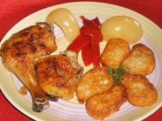 Sütőzacskóban sült fokhagymás csirkecomb🍗 Mac, Chicken, Food, Essen, Meals, Yemek, Eten, Poppy, Cubs