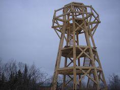 Light House Timber Frame