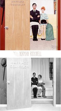 Norman Rockwell photo inspiration...