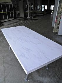 From Captain's Daughter to Army Mom: Carrara Marble Perfection!