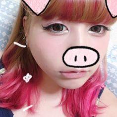 WEBSTA @ yurishirozizi - 秋ですね!!!お腹がすいたよ!! #マニパニ #ヴァンパイアキッス#グラデーション?#セルフカラー…