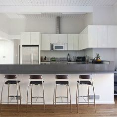 White Kitchen Models modern white kitchen design 2017 | kitchens | pinterest | modern