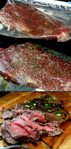 Spectacular Asian Marinated Flank Steak and How to Make Flank Steak as Tender as Filet Mignon. | Nosh-up