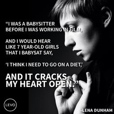 10 of the Greatest Quotes From Women in 2013 | Levo League | Lena Dunham