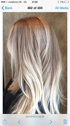 Next hair colour