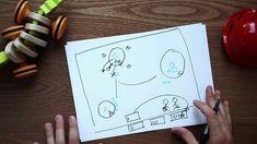 Giochi all'aperto per bambini: giochi a basi