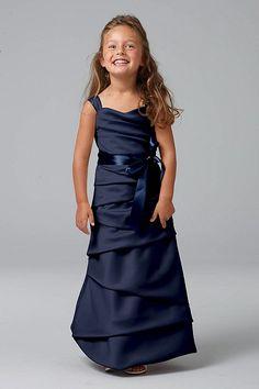 Jr Bridesmaid  Seahorse Dress 49207 | Watters.com