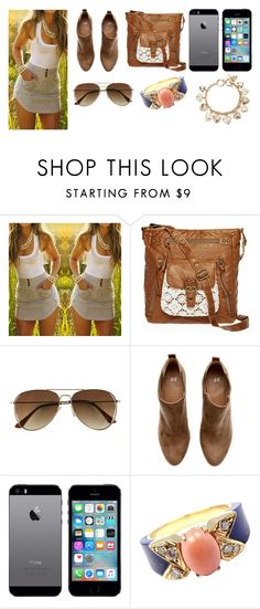 """Untitled #105"" by nannabananna on Polyvore featuring T-shirt & Jeans, H&M, Van Cleef & Arpels, Forever 21, women's clothing, women, female, woman, misses and juniors"
