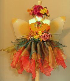 Fall Fairy Princess by Fairy Nana, via Flickr