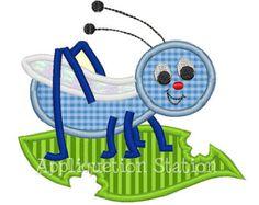 Rubber Ducky Splashing Applique Machine by AppliquetionStation