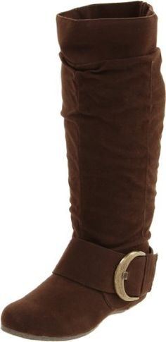 .Classic Brown Boot