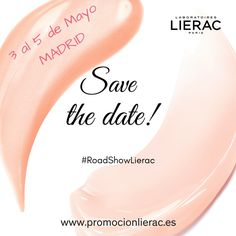 ¡Encuentra tu farmacia con evento #Lumilogie esta semana en Madrid y conoce a tu influencer favorita!  Participa en nuestro concurso online y podrás ganar lotes de productos Lierac.  📍Miércoles: C/ Goya,89  📍Jueves: C/ de los Químicos S/N (Majadahonda)  📍Viernes: Avda. Europa,7 (Pozuelo)  #Lierac #RoadShowLierac #apoderatedetusmanchas #mipoderLierac #cosmeticaavanzada
