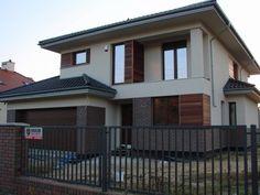 Projekt domu Kasjopea - 153,80 m2 - koszt budowy 197 tys. zł Modern House Plans, Modern House Design, House Floor Plans, Creative Architecture, Architecture Design, Double Storey House Plans, Small Modern Home, Dream House Exterior, Living Styles