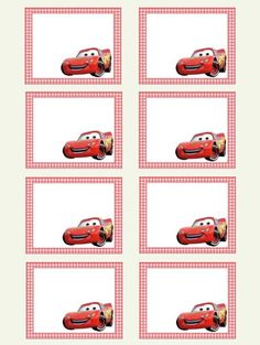 Kezdődik a suli! Disney Cars Party, Disney Cars Birthday, Race Car Birthday, Birthday Name, Car Themed Parties, Cars Birthday Parties, Flash Mcqueen, Festa Hot Wheels, Cars Birthday Invitations