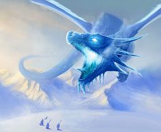 Catastrophic Dragon of Glacier-Shaad