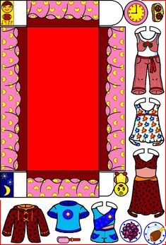 Album Archive Baby Box, Alice, Colored Paper, Paper Dolls, Easy Crafts, Congratulations, Paper Crafts, Kids Rugs, Fun