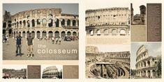 Colosseum - Digital Scrapbooking Ideas - DesignerDigitals