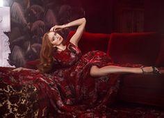 Огненная Лили Коул в эдиториале Glamour Italia, декабрь-январь 2014-2015 - http://trendion.com/2014/12/ognennaya-lili-koul-v-editoriale-glamour-italia-dekabr-yanvar-2014-2015/
