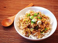 Traditional Bean Sprouts with Ground Pork. Would need to use a non-soy substitute for soy sauce for the Elimination Diet. Soy Sauce Substitute, Endo Diet, Non Dairy Creamer, Canned Meat, Soy Products, Bean Sprouts, Rice Noodles, Asian, Chinese Food