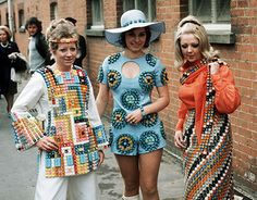 Royal Ascot 1971 by oranges and apples, via Flickr