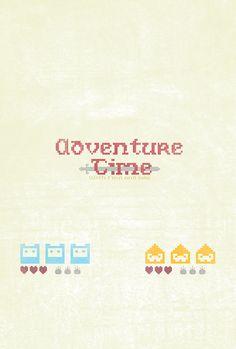 Adventure Time Minimalist Poster repin! #adventuretime