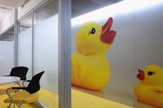 68 Fotos do escritório do Google Inc