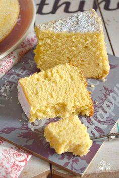 Chiffon Cake o Bizcocho suave y esponjoso. El de hoy, con naranjas sanguinas, aprovechando que la temporada está a punto de terminar.