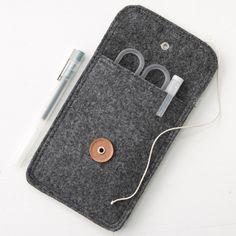 pencil case [Muji]