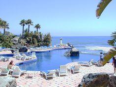 Las Rocas Pool