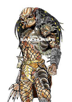 mammoth predator