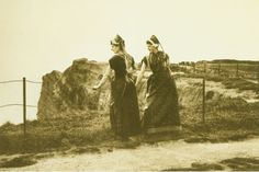 Helgoländer Trachten (1895) #Helgoland