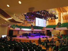 Fantastic seats in the Hong Kong Cultural Centre for the Orquesta Buena Vista Social Club performance #KjazzHKtrip