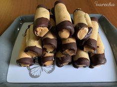 Medové trubičky s karamelovým krémom (fotorecept) - recept | Varecha.sk