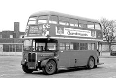 from Edgware Garage in Edgware Bus Station on Route London Transport, Public Transport, Rt Bus, London Location, Routemaster, London History, Double Decker Bus, Bus Coach, London Bus