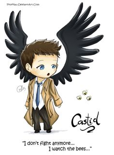 Chibi Castiel by PityMau on DeviantArt