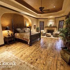 Ultimate Rustic Bedroom Photo