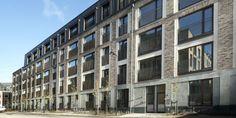 HHM afleverer før tid og i høj kvalitet Rahbek Hus til Carlsberg Byen P/S Multi Story Building